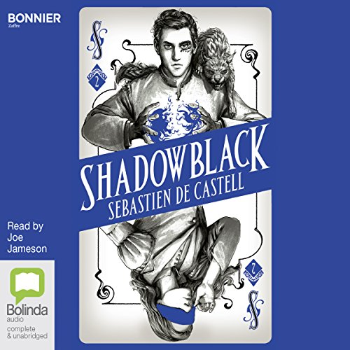 Couverture de Shadowblack