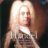 Handel: Vol. I-Flute Sonata