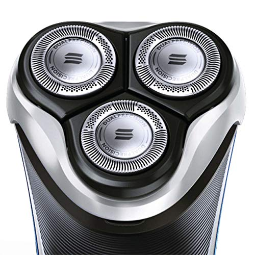 HQ8 Dual Precision Replacement Heads for Philips Norelco Shavers, Made in Netherlands HQ8/52