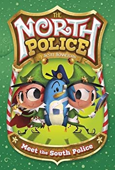 Paperback Meet the South Police (North Police: The North Police) Book