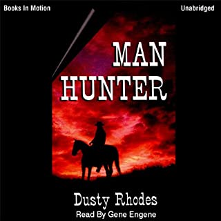 Man Hunter cover art