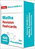 Edexcel GCSE 9-1 Maths Foundation Revision Cards: For the 2020 Autumn & 2021
