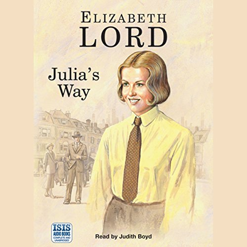Julia's Way audiobook cover art