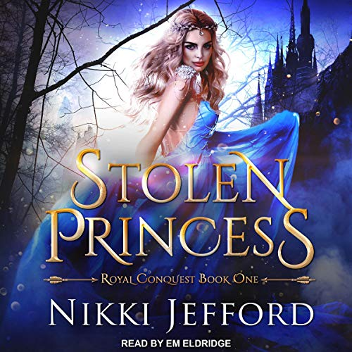 Stolen Princess audiobook cover art