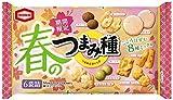 亀田製菓 春のつまみ種 115g ×12袋