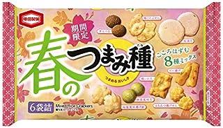 亀田製菓 春のつまみ種 115g