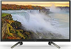 Sony 80 cm (32 Inches) HD Ready LED Smart TV KLV-32W622F (Black) (2018 model)