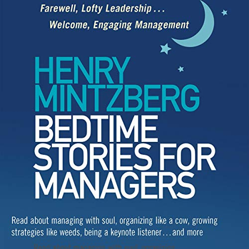 Bedtime Stories for Managers audiobook cover art