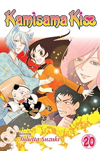 Kamisama Kiss Volume 20