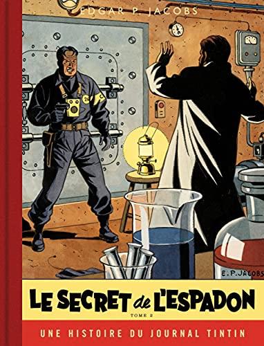 Blake & Mortimer - Tome 2 - Le Secret de l'Espadon - Tome 2 / Edition spéciale (Journal Tintin) (Blake & Mortimer, 2)