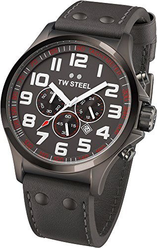 TW Steel cronografo Quarzo Orologio da Polso TW423_GRIS