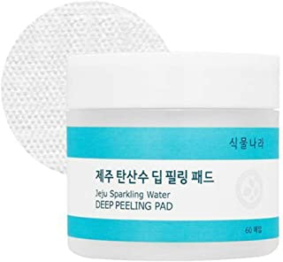 shingmulnara jeju sparkling water deep peeling pad