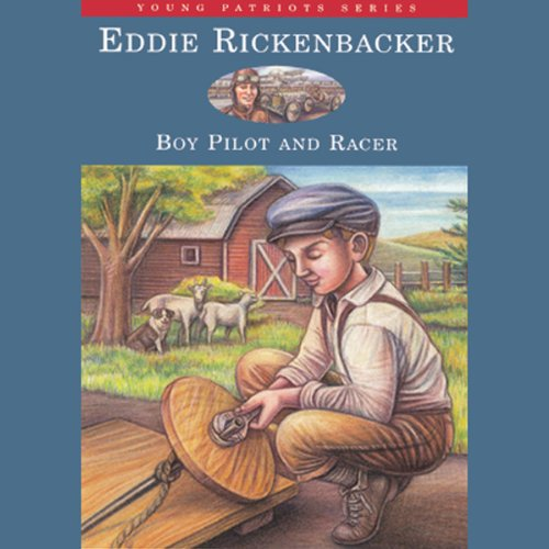 Eddie Rickenbacker audiobook cover art