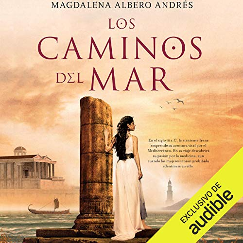 Los caminos del mar [The Roads of the Sea] audiobook cover art