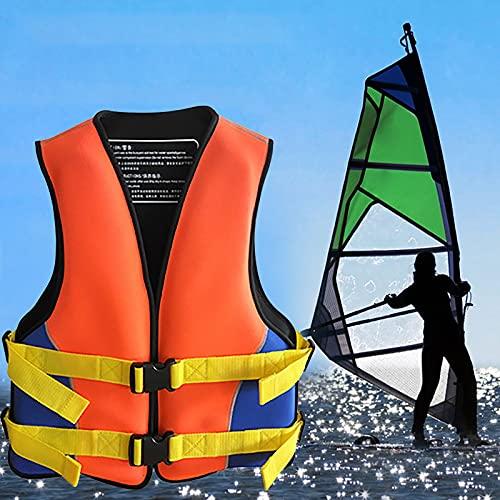 Chaleco salvavidas para adulto, piscina, flotabilidad, ayuda para la seguridad de la flotación, chaqueta para deportes náuticos