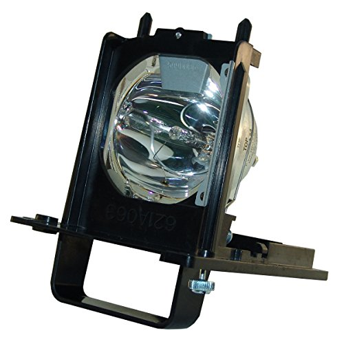 AuraBeam Rear Projection TV Replacement Lamp, for Mitsubishi 915B455011 / 915B455012, with Osram Neo-Lux Bulb Inside. Lamp with Housing