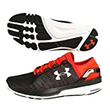 Under Armour Men's Speedform Apollo 2 RF, Rocket Red, 7 D