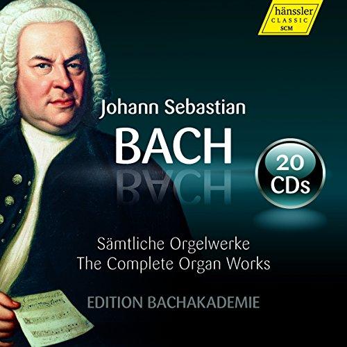 Sämtliche Orgelwerke - Edition Bachakademie