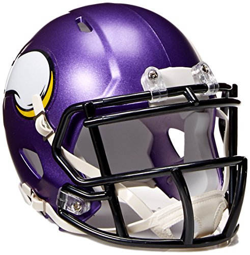 Riddell NFL Minnesota Vikings Speed Mini Fußballhelm