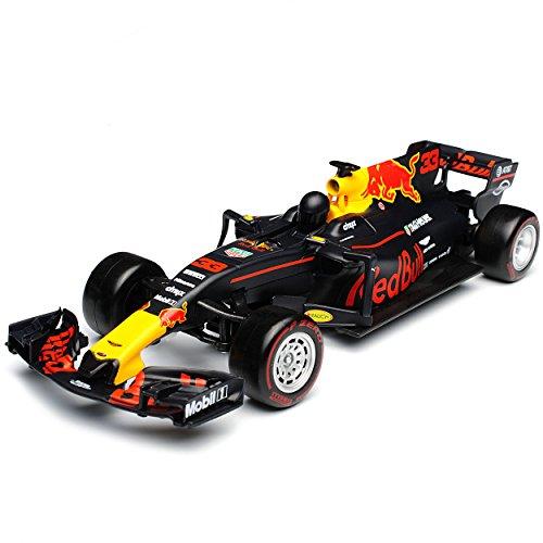 RC Auto kaufen Rennwagen Bild 2: Maisto Red Bull RB13 Max Verstappen Nr 33 Formel 1 2017 27 MHz RC Funkauto - inklusive Batterien - sofort startklar 1/24 Modell Auto*