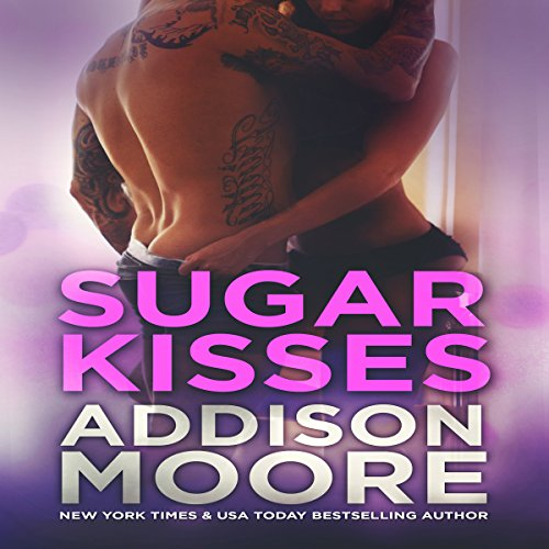 Sugar Kisses audiobook cover art