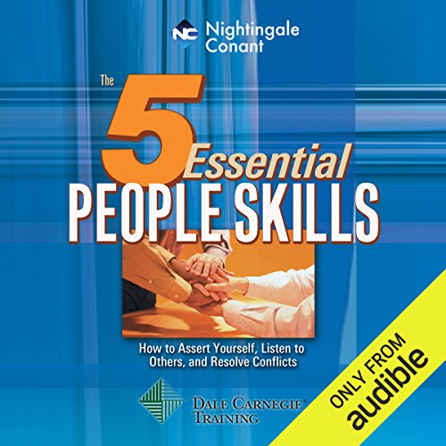 Couverture de The 5 Essential People Skills