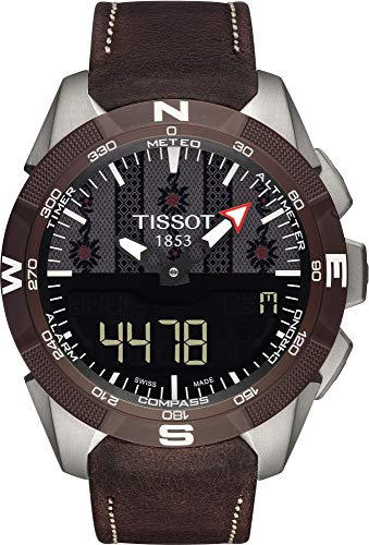 Tissot T-Touch Expert Solar Ii Swiss Edition T110.420.46.051.00