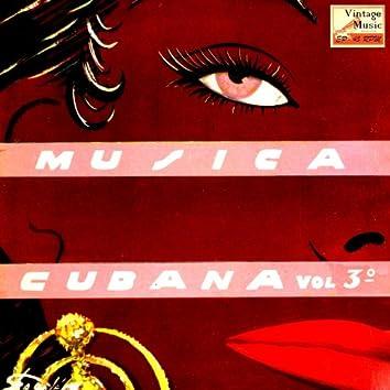 """Vintage Cuba Nº 55 - EPs Collectors """"Música Cubana"""""""