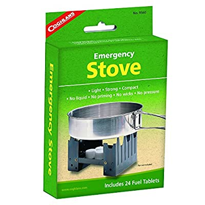 Coghlan's Emergency Camp Stove Multi, One Size