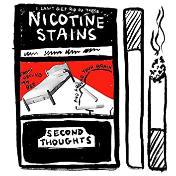 nicotine stains