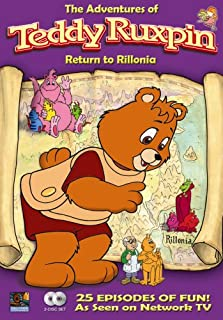 Best the adventures of teddy ruxpin cartoon Reviews