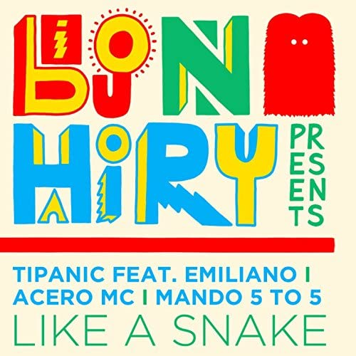 Tipanic feat. Acero Mc, Emiliano & Mando