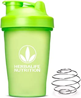 Herbalife Shaker Bottle 13.5-Ounce(400ml) Green