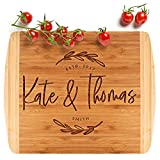 Personalized Cutting Board, Housewarming Gift | 13.5x11.5 | 12 Designs...