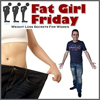 Fat Girl Friday audiobook cover art