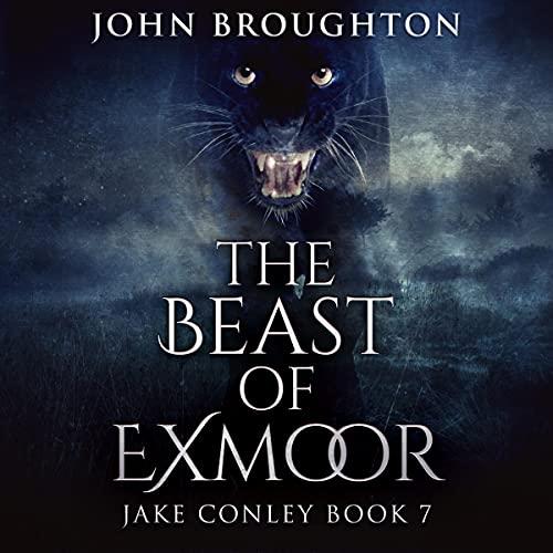 The Beast of Exmoor cover art
