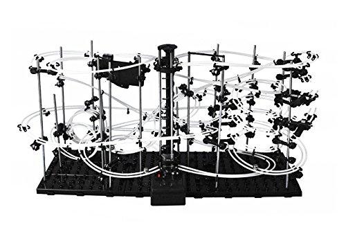 ISO TRADE SpaceRail Kugelbahn Space Spacewarp Level 4 Murmelbahn Stahlkugeln 1373