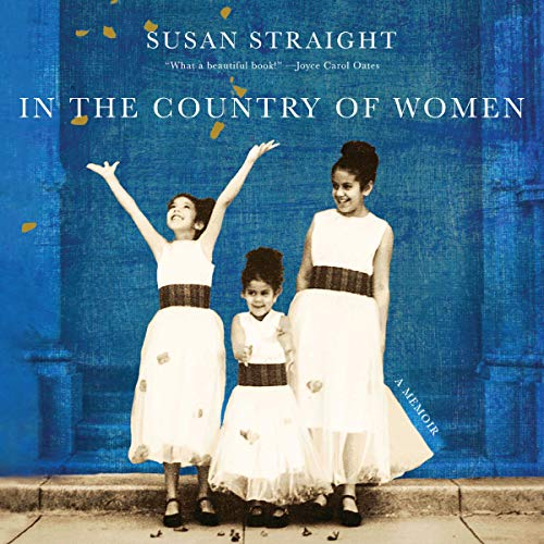 In the Country of Women audiobook cover art