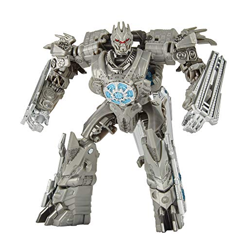 Transformers Toys Studio Series 62 Deluxe Revenge of The Fallen Movie Soundwave Action Figure - Kids Ages 8 and Up, 4.5-inch