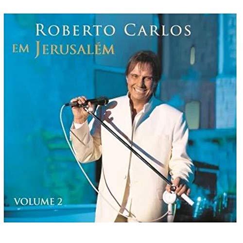 Roberto Carlos - Roberto Carlos Em Jerusalém (Volume 2) [CD]
