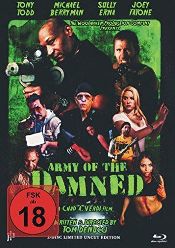 Army of the Damned - Willkommen in der Hölle - Uncut/Mediabook  (+ DVD) [Blu-ray] [Limited Edition]