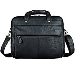 Lightly Energy Star Brown LB1 High Performance Leather Unisex Business Messenger Bag Briefcase Bag for Apple MacBook Pro MC700LL//A 13.3-Inch Laptop