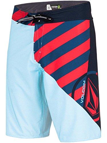Volcom Herren Boardshorts Liberate Lido Mod, Navy, 29