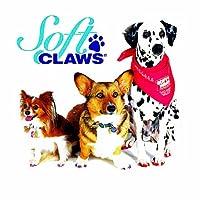 犬のおしゃれネイル ソフトクロー フォードック クリア M