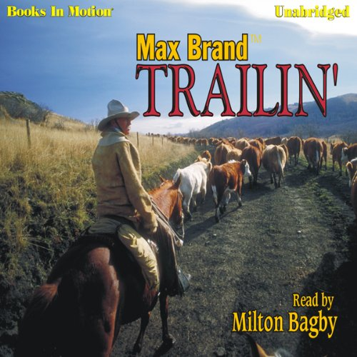 Trailin' cover art
