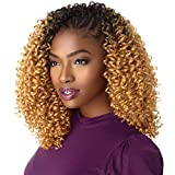 MULTI PACK DEALS! Sensationnel Synthetic Hair Crochet Braids Lulutress 2X Curly 3B (3-PACK, 1B)