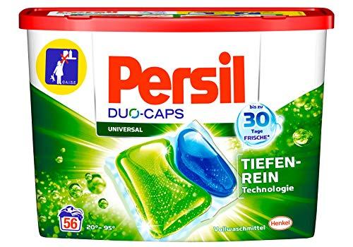 Persil Duo-Caps Universal, 1er Pack (1 x 56 Waschladungen)