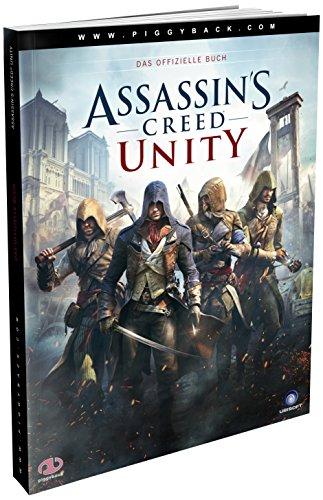 Assassin's Creed Unity – Das offizielle Buch (Lösungsbuch)