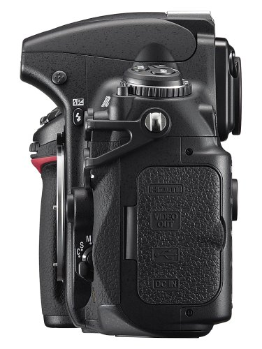 Nikon d700 Fotocamera Reflex Digitale, colore: nero [Versione EU]