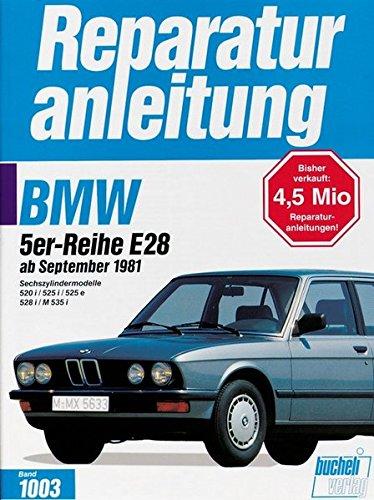 BMW 520i / 525i / 525e / 528i / M 535i
